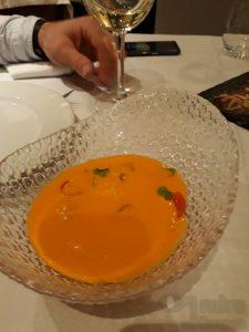 gazpacho mango arte y solera